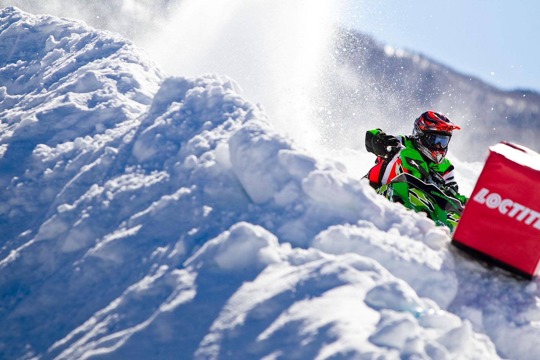 Kyle Pallin, Snowmobile Snocross