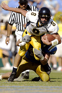 Aaron Rodgers at Cal