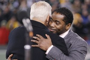 Bill Parcels, Curtis Martin