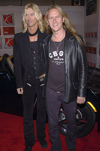 Duff McKagan & Jerry Cantrell