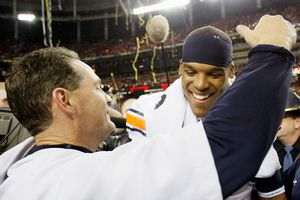 Gene Chizik, Cam Newton