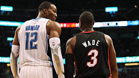 Howard and Wade