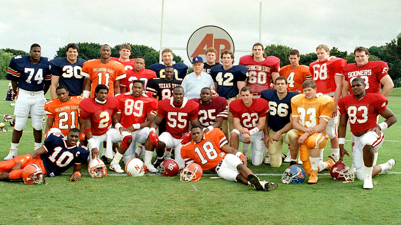 1988 All-America football team