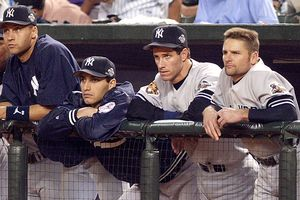 Andy Pettitte and Paul O'Neill