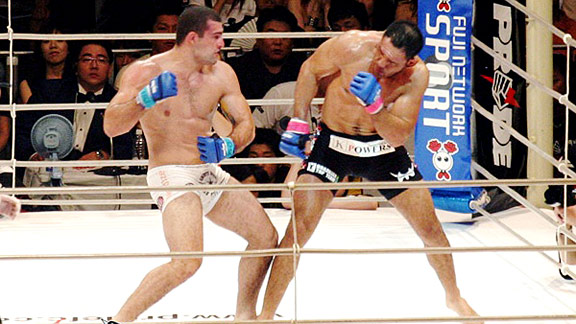 Mauricio Rua, Antonio Rodrigo Nogueira