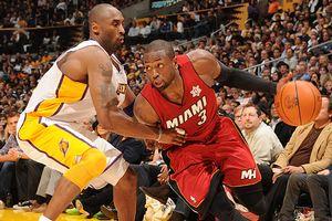 Dwyane Wade/Kobe Bryant