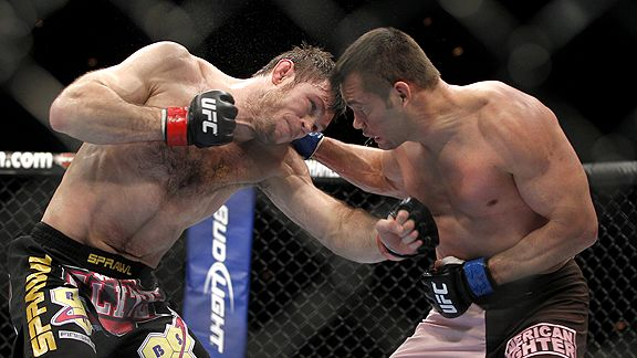 Rich Franklin vs. Forrest Griffin