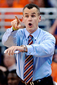 Florida's Billy Donovan