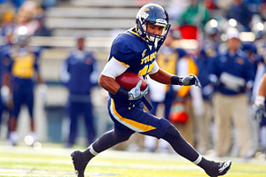 Toledo Rockets wide receiver Eric Page