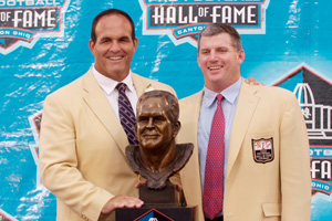 Bruce Matthews and Mike Munchak