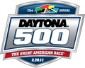 2011 Daytona 500 Logo