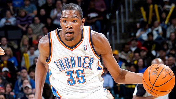 nba g durant12 576 Sports: Kevin Durant Sued Over Durantula Knickname
