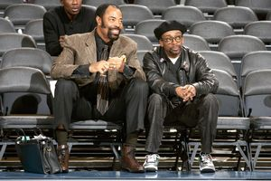 Walt Frazier, Spike Lee