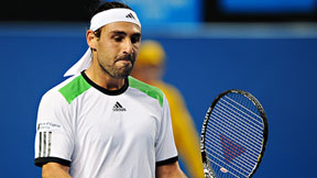 Marcos Baghdatis tied the knot with fellow tennis player Karolina Sprem in a wedding in Croatia.