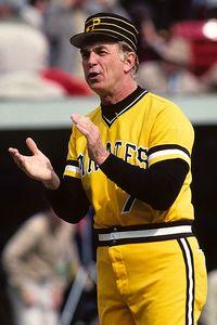 Chuck Tanner Pittsburgh Pirates World Series Winning