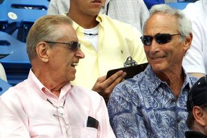 Fred Wilpon and Sandy Koufax