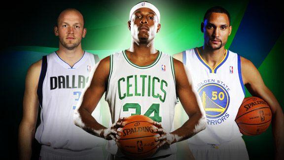 NBA nicknames