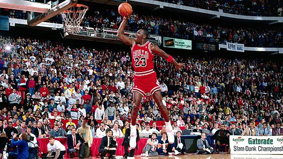 Slam Dunk Contest - NBA Topics - ESPN