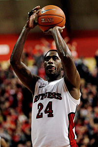 Rutgers' Jonathan Mitchell