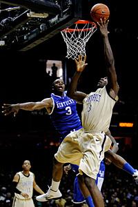 Kentucky's Terrence Jones