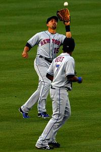 Carlos Beltran & Jose Reyes