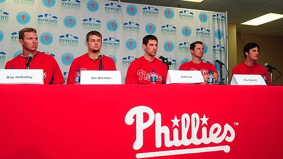 Phillies Rotation