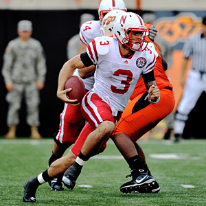 Nebraska's Taylor Martinez