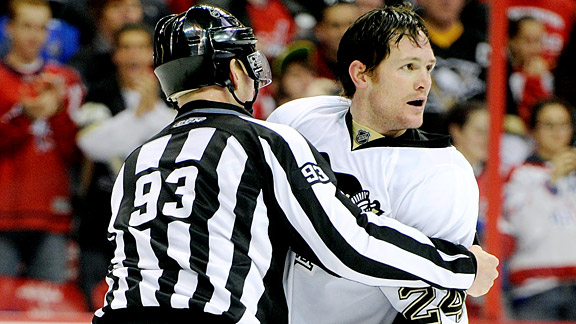 Matt Cooke isn't exactly a paragon of virtue.