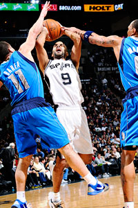 Mavs vs Spurs