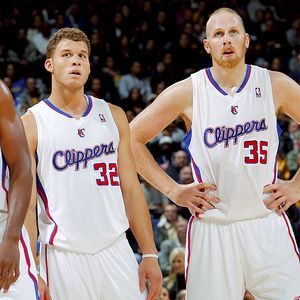 Blake Griffin, Chris Kaman