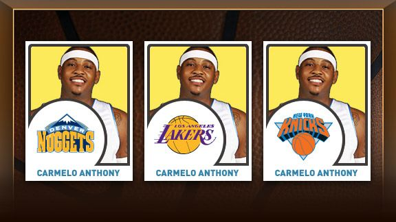 A New Melo Spin
