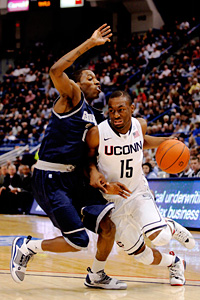 Connecticut's Kemba Walker