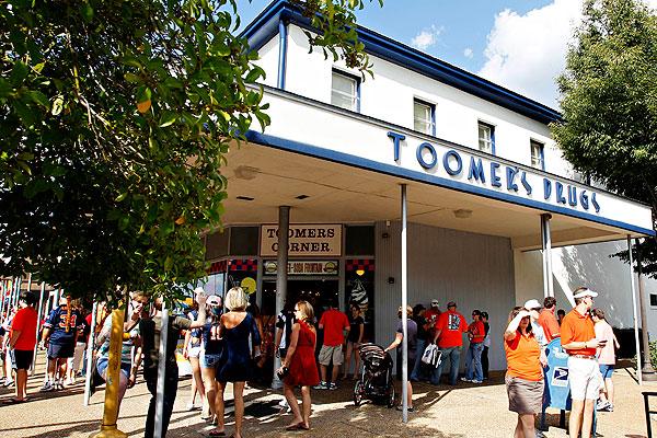 Toomers Corner