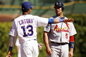 Castro & Pujols