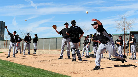 White Sox Spring Training