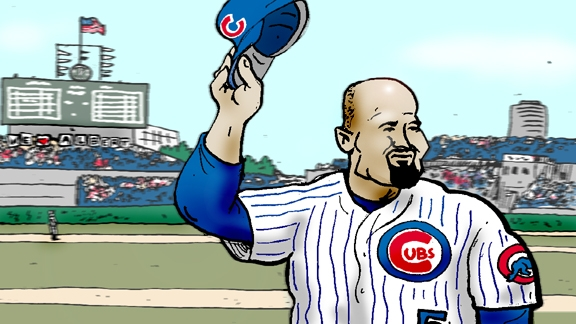 Albert Pujols Cartoon