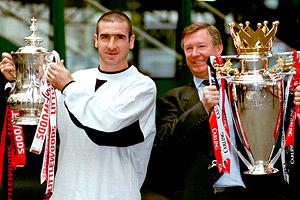 Eric Cantona/Alex Ferguson