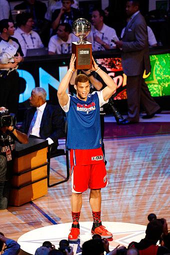 Blake Griffin, trophy