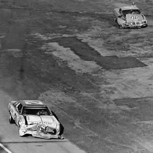 Richard Petty & David Pearson