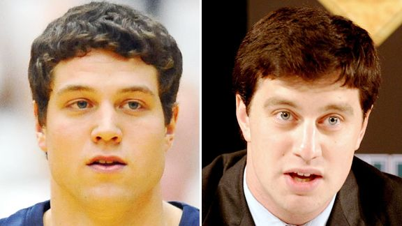 Andrew Friedman and Jimmer Fredette