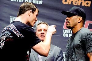 Bisping vs. Rivera