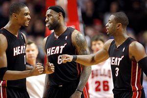Miami Heat celebrate