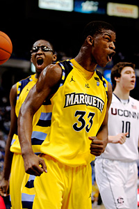 Marquette's Jimmy Butler