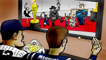 Oscars illustration
