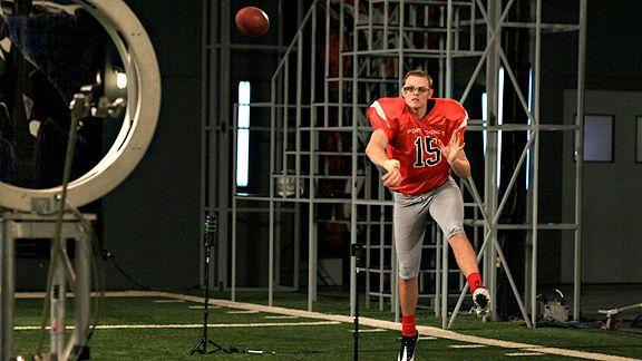 Ryan Mallett, Sport Science