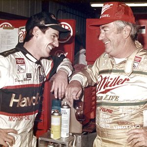 Davey and Bobby Allison
