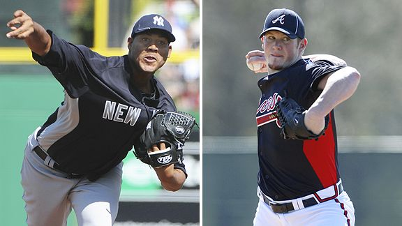 Ivan Nova and Craig Kimbrel