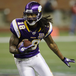 The Vikings' Sidney Rice and the NFC West - NFL Nation Blog - ESPN
