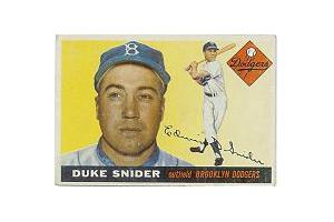 Duke Snyder card