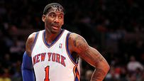 Knicks' Stoudemire may return in 2nd round